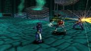 Hyper Skeleton uses Galloping Strike