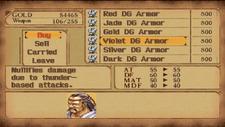 Violet Dragon Armor in Store