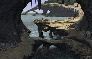 Limestone cave 1