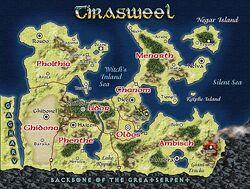 Tirasweel color map