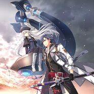 CS3 Official Dengeki Poster