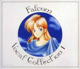 Falcom vocal collection 1 cover