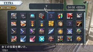 Ao achievements