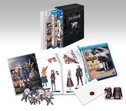 CS3 First Limited Kiseki Box.jpg - Contents