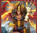 Warrior God Thor