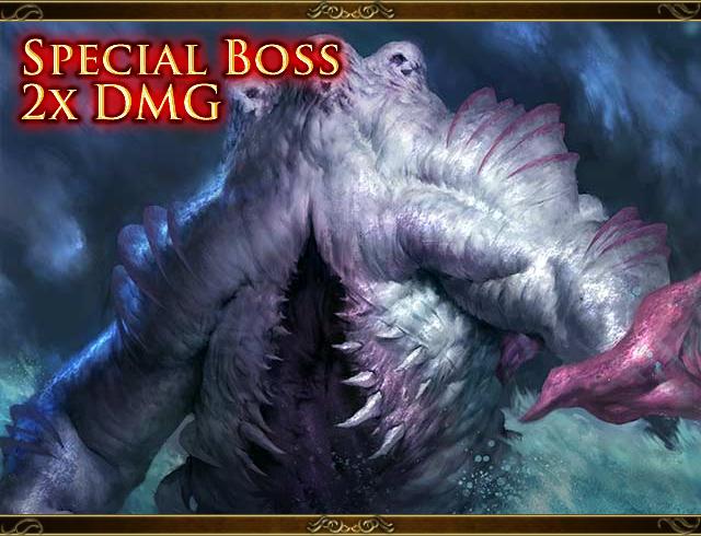Special Boss Stormcalling Demon Enden