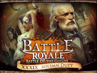 Battle Royale XXXIX