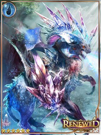 (Kaleidoscopic) Crystal Dragon