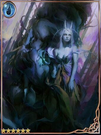 (Lapse) Rassap, Cursed Wood Witch