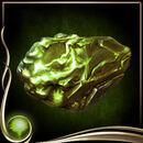 Green Meteorite