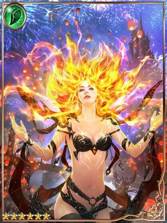 (Explosion) Fire Lotus Carmea