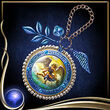 Blue Medaille EX