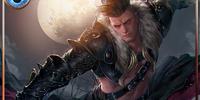 (Hardedge) Galham, Strata Swordsman