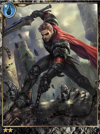 (Obsidian) Dark-Armored Warrior