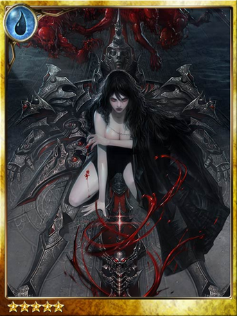 Iron Queen Rozelia O'Lia