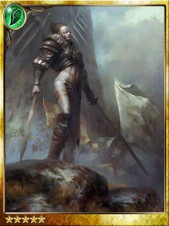 Ishdolia, Berserker Queen