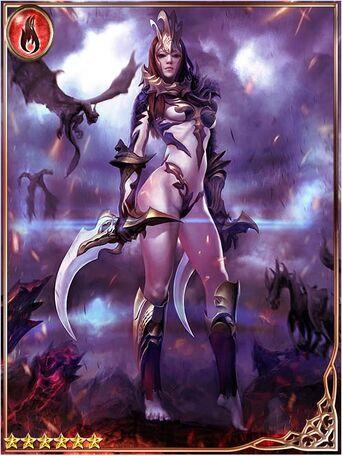 (Advent) Resurrected Goddess Eostre