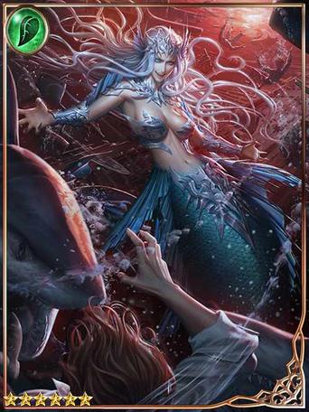 (Bloodfoam) Drastic Mermaid Tatiana