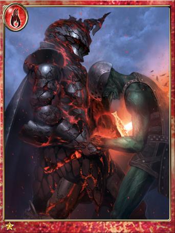 Valiant King of Lava