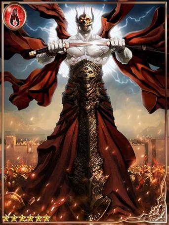 (Gleam) Zacharias, Gold Devil King