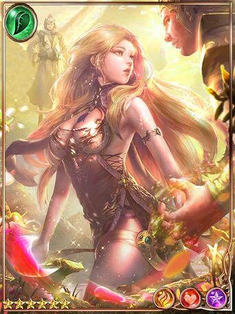 (Tactics) Warmhearted Beauty Sascha