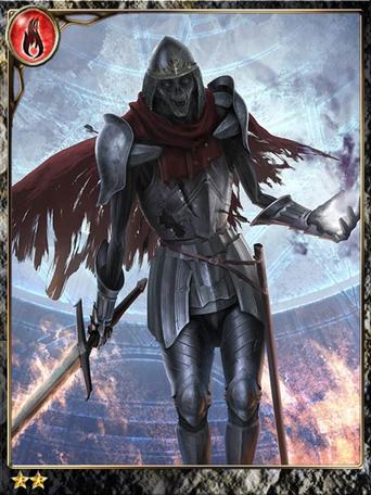 (Vestiges) Jealous Undead Knight