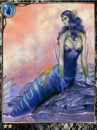 (Heartbeat) Seaside Mermaid