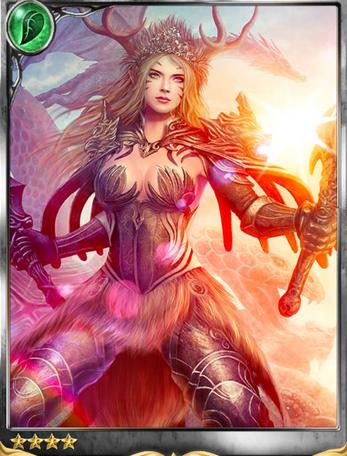 (Savage) Mielikki, Forest Huntress