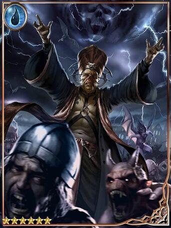 (Dead Dawn) Dark Minister Bartolini