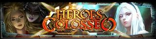 Heroes Colosseo XLIII