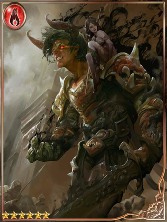 (Warfangs) Kaskado, Shadow Champion