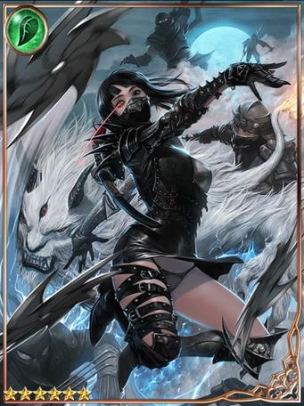 (Assassin) Gleaming Moon Shirayuki