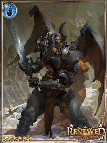 (Asunder) Orcus, Necrodemon