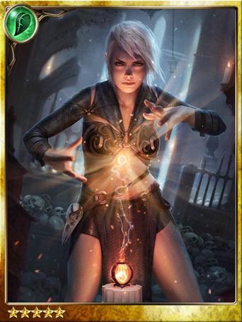 Maria, Pursuer of Evil