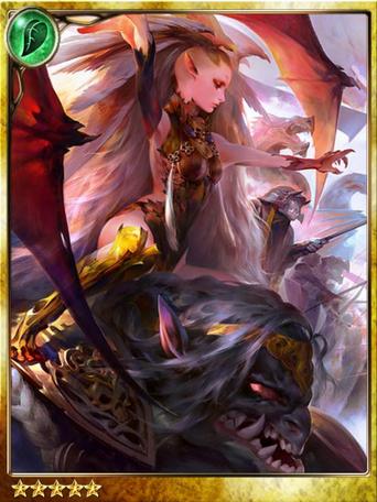 Oona, Beast-Raised Elf