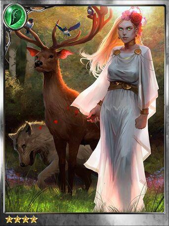 (Peaceful) Tethra, Joy of Mag Mell