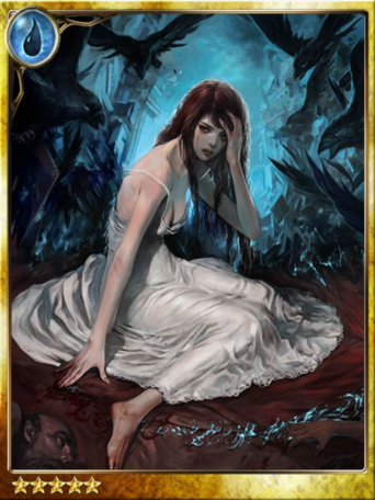 Mirella, Crow's Curse