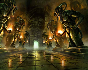 Stalking Doom Story