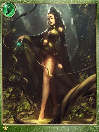 Melda, Ancient Forest Witch