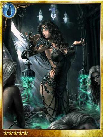 Dowsing Witch Galilea