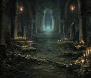 The Forgotten Labyrinth Story