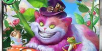 (Quirky) Elusive Cheshire Cat
