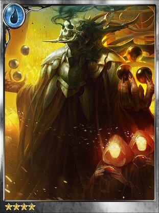 (Soulbearer) Diagoras, Death Leader