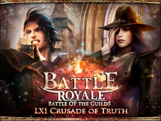 Battle Royale LXI