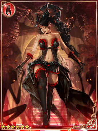 (Adulated) Lady of Shadows Annamona