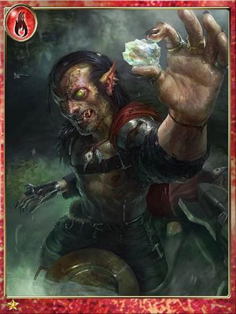 Jewel-obsessed Goblin