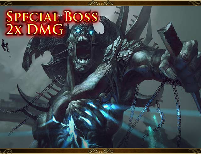 Special Boss (Snap) Unrestrained Bystrom