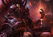 (Woe) Hades, King of the Underworld