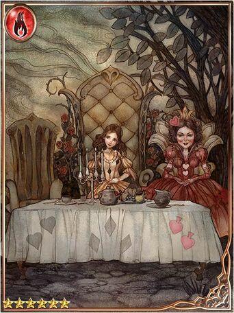 (Tea) The Queen's Hospitality