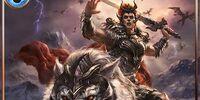 (Warcry) Beast Army Monarch Esaias